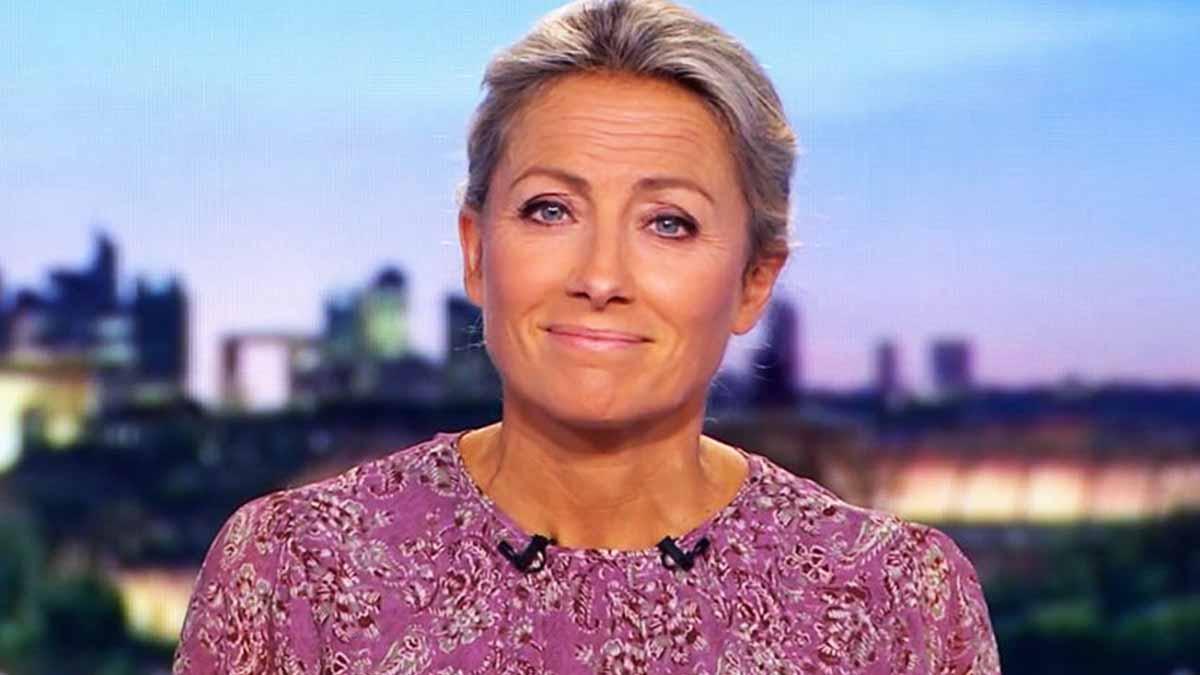 Anne-Sophie Lapix abandonnée par les téléspectateurs de France 2 !