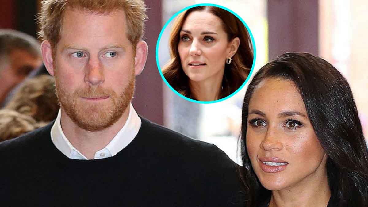 Baptême de Lilibet : cette ultime confrontation de Meghan Markle et Harry avec Kate Middleton !