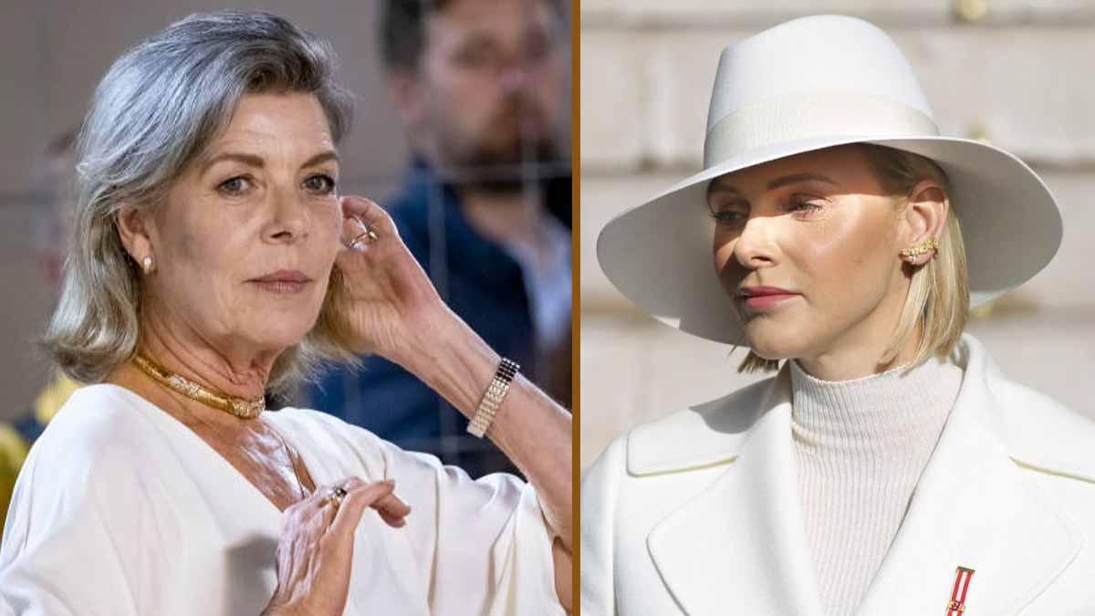 "Caroline de Monaco, ce reproche à Charlène, ""la gentille petite paysanne"" !"