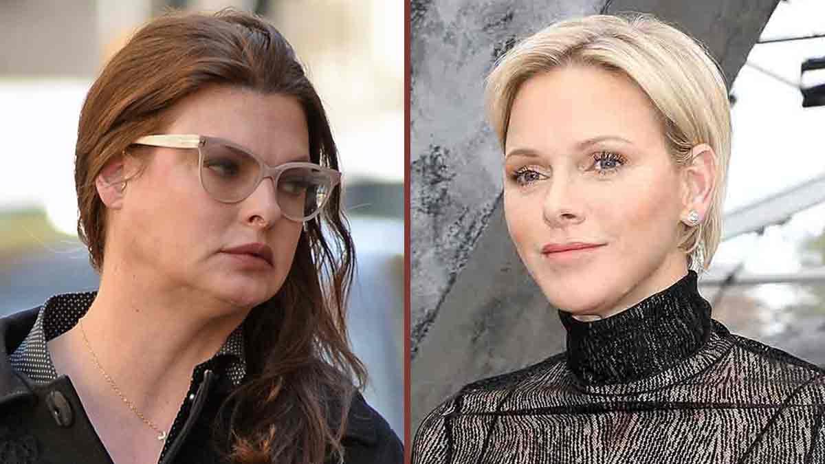 Charlène de Monaco abus de chirurgie esthétique mise en garde de Linda Evangelista désormais défigurée