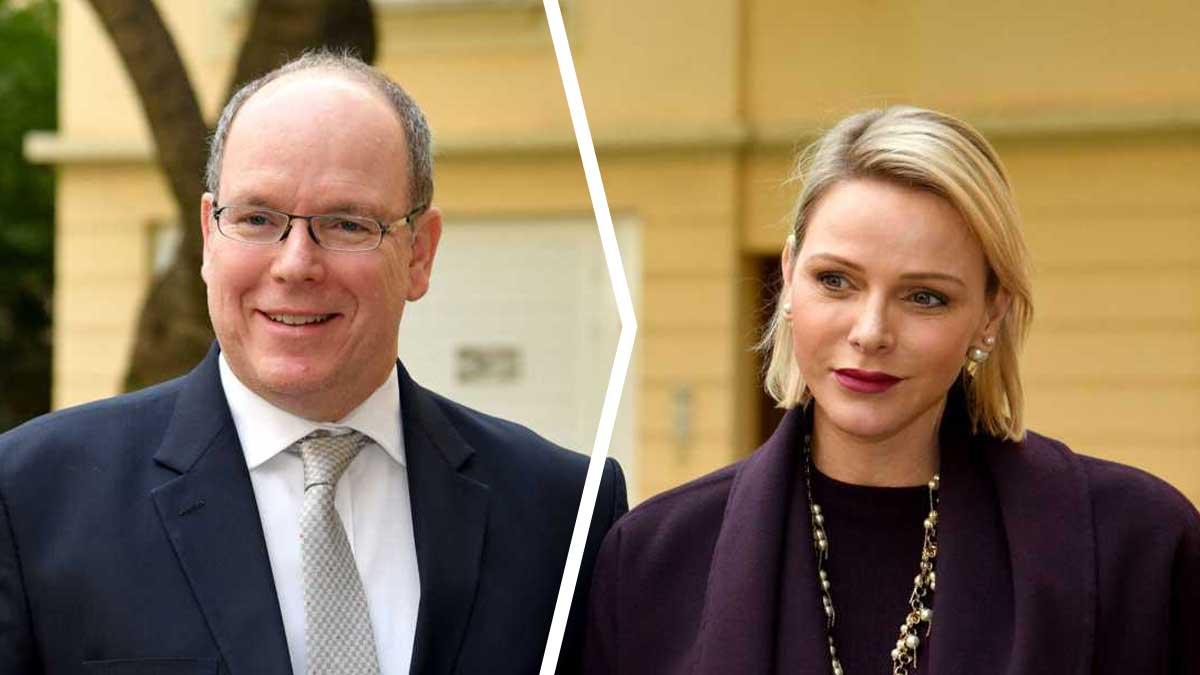 Charlène de Monaco affectée par les révélations de l'ex du prince Albert ? La réponse !