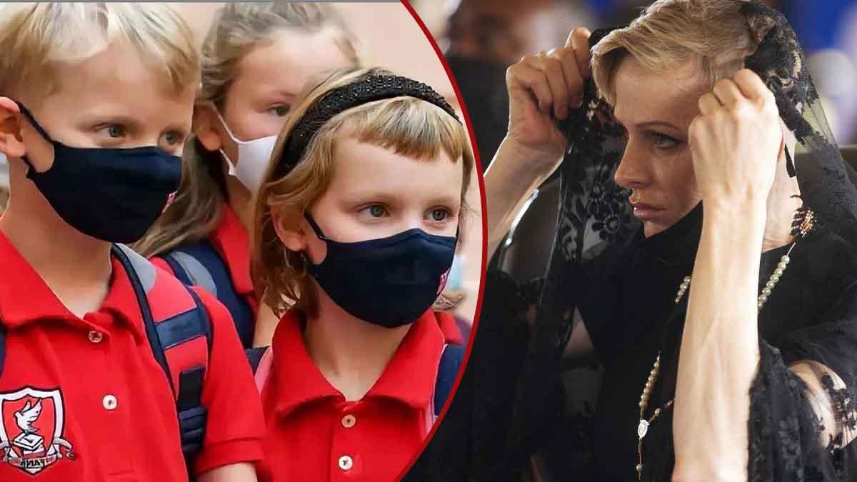 Charlène de Monaco : sa longue absence pèse lourd sur le mental de ses jumeaux