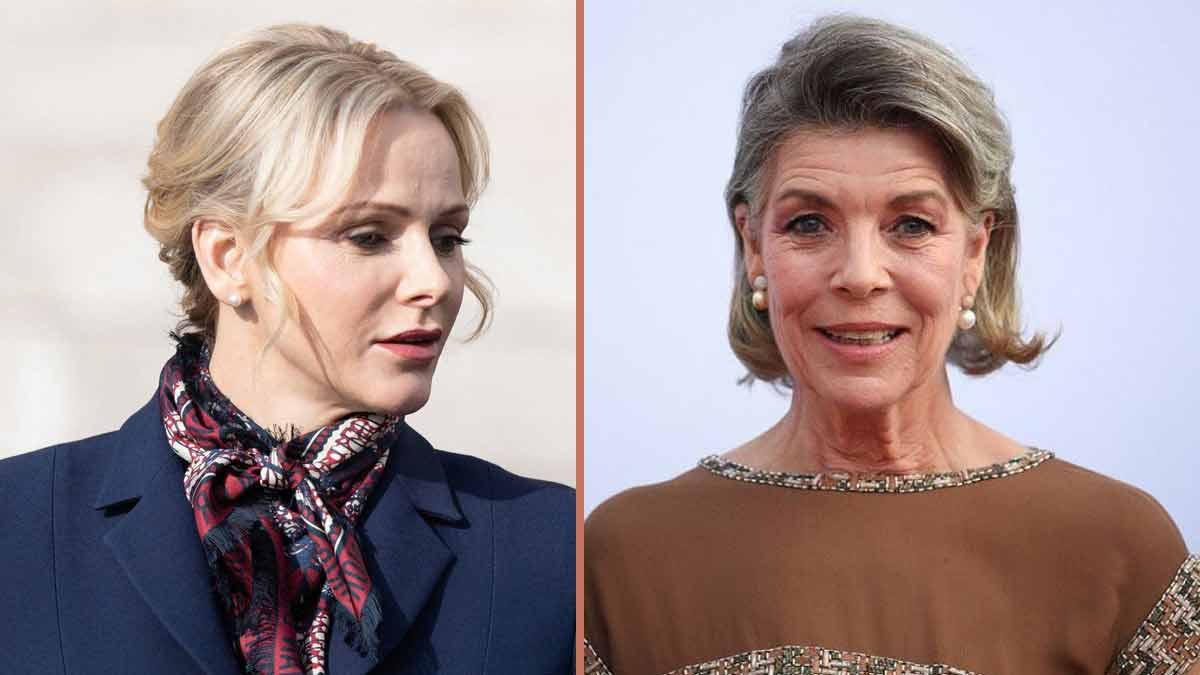 Charlène de Monaco vraiment au plus mal soutien inattendu de Caroline la cause de son malaise enfin connue