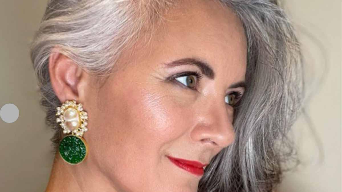 Coiffure : Ces stars qui ont craqué pour la tendance cheveux gris cette année !