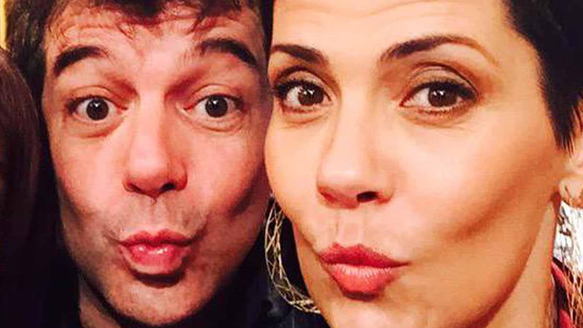 Cristina Cordula et Stéphane Plaza fin de leur coup de foudre ! Son message qui en dit long !