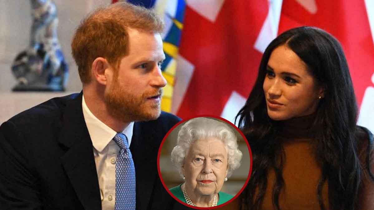 Elisabeth II sort la sulfateuse contre Meghan Markle et Harry, équipe juridique mobilisée, les dés sont lancés