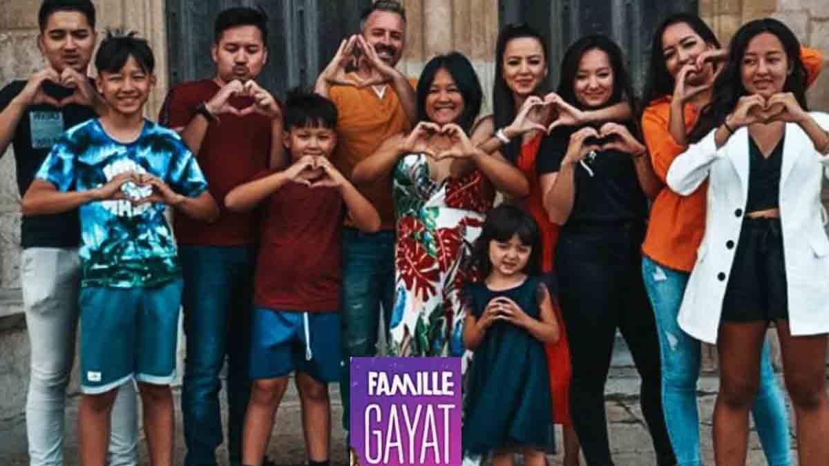 Familles nombreuses: Les Gayat touchent 20 000 euros par mois ? La réponse.