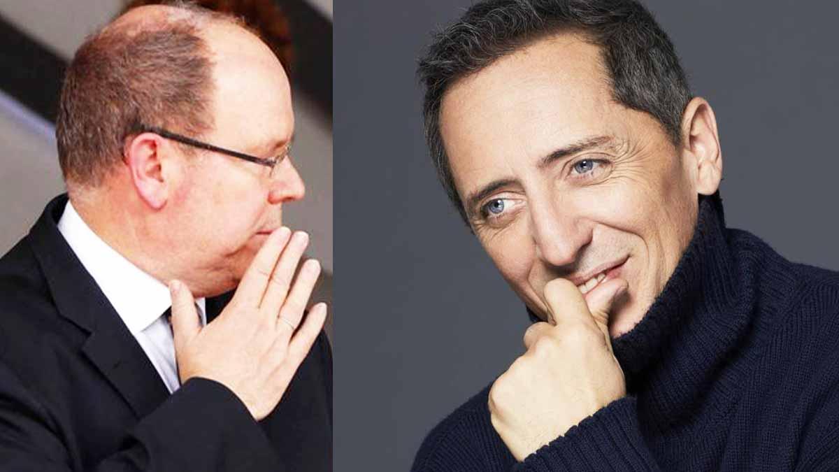 Gad Elmaleh : sa mère a commis l'irréparable face au Prince Albert de Monaco !