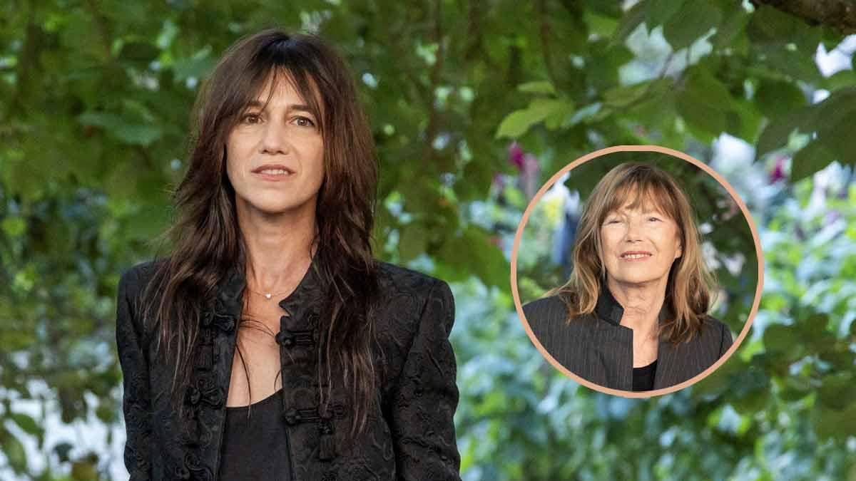 Jane Birkin a fait un AVC, Charlotte Gainsbourg donne enfin de ses nouvelles