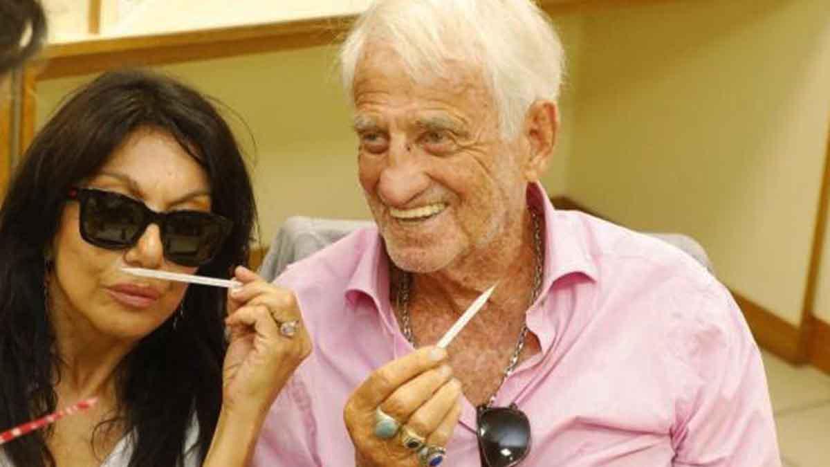 Jean-Paul Belmondo son mariage secret dévoilé au grand jour par Carlos Soto Mayor