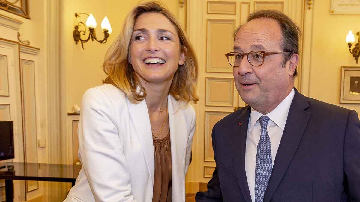 Julie Gayet et François Hollande se disent enfin oui ce projet en cachette