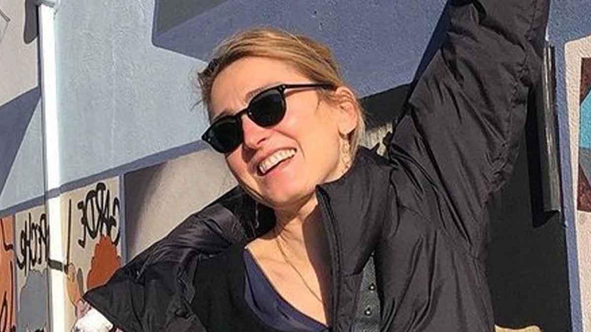 """Julie Gayet se confie sur """"ses pires cauchemars"""" avec ses enfants, Tadeo et Ezéchiel"""