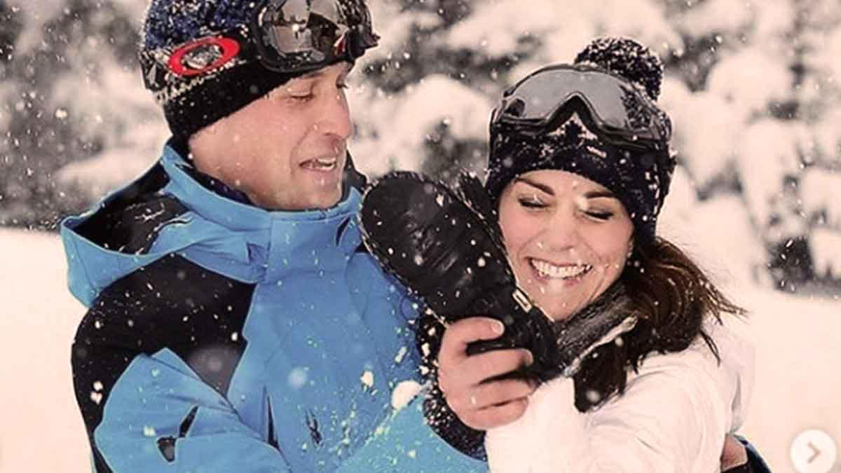 Kate et William voyage secret en France James Middleton sest marié !