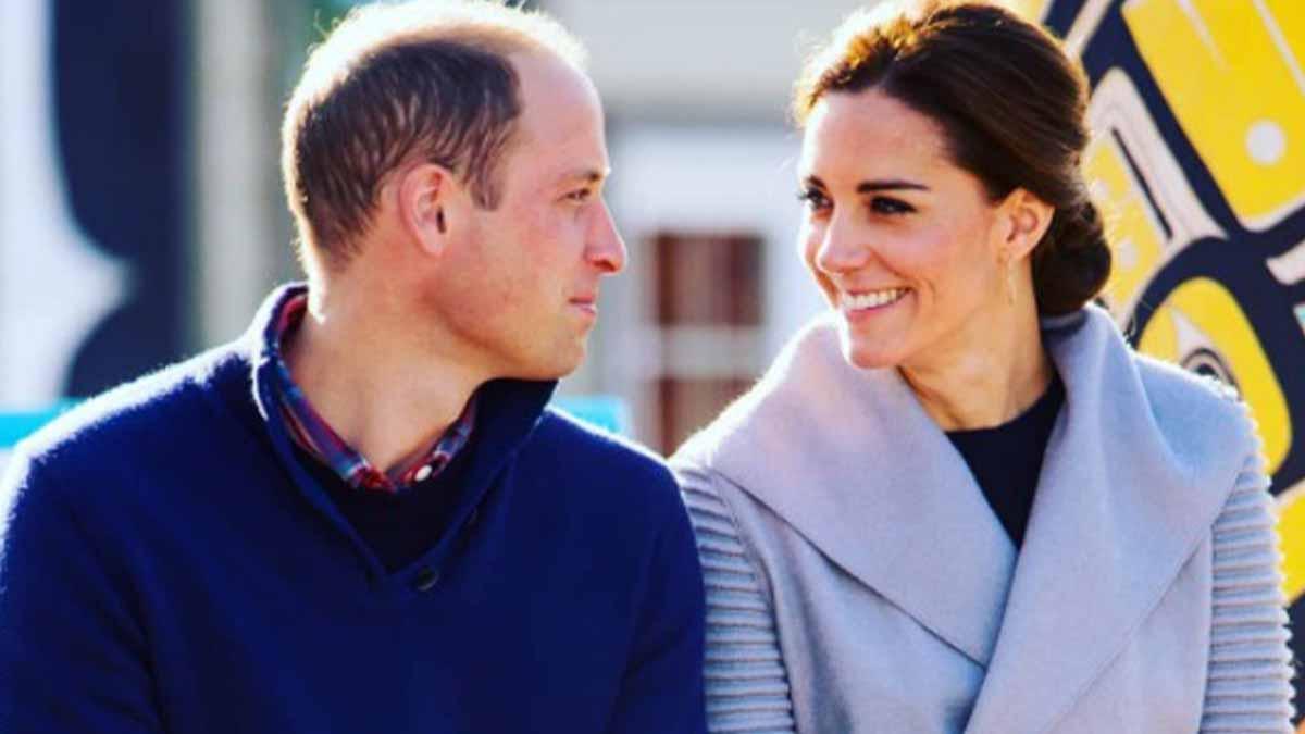 Kate Middleton et le prince William à Windsor – le geste qui trahit sa 4ème grossesse