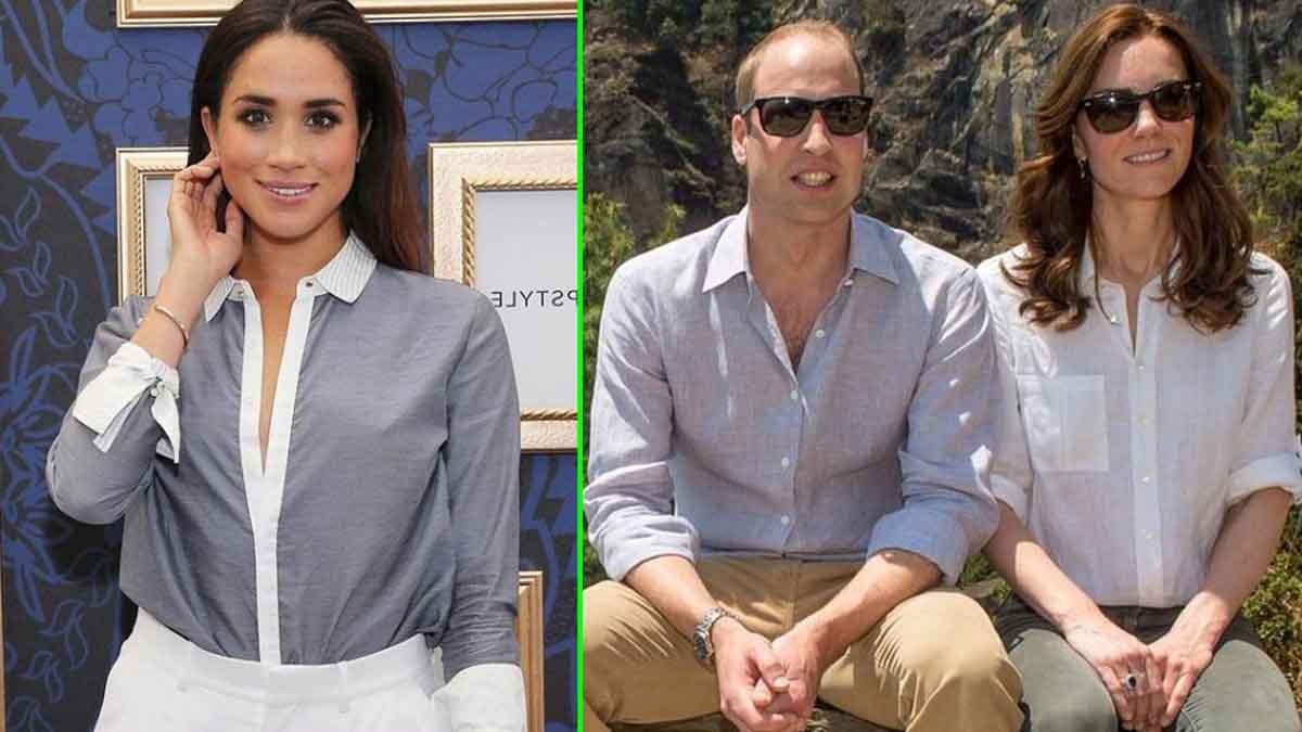 Kate Middleton et le prince William s'en prennent au petit Archie, le fils de Meghan Markle
