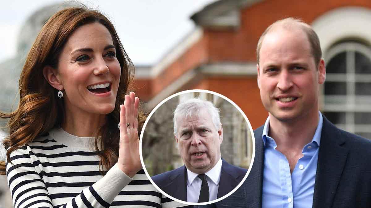 Kate Middleton et William, ce coup foireux à Windsor contre le prince Andrew dévoilé