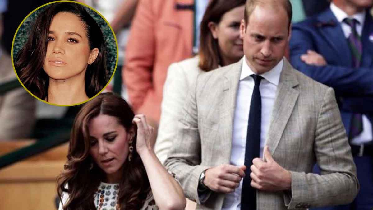 Kate Middleton et William déballage nauséabond Meghan Markle à New York dans le viseur