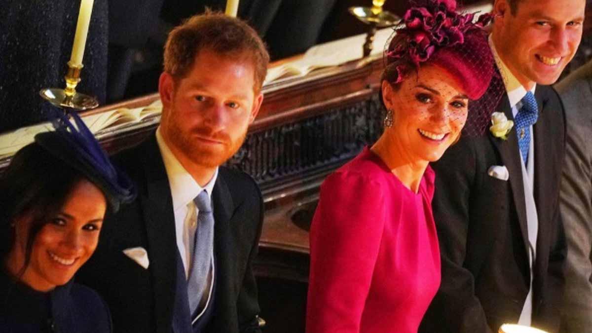 Kate Middleton et William derrière le procès en diffamation contre les Sussex