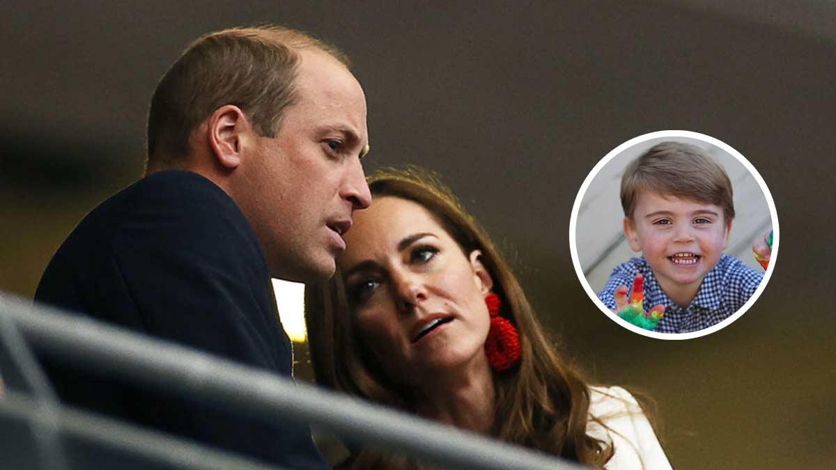 Kate Middleton et William, grosse inquiétude autour du prince Louis, sa vie en jeu