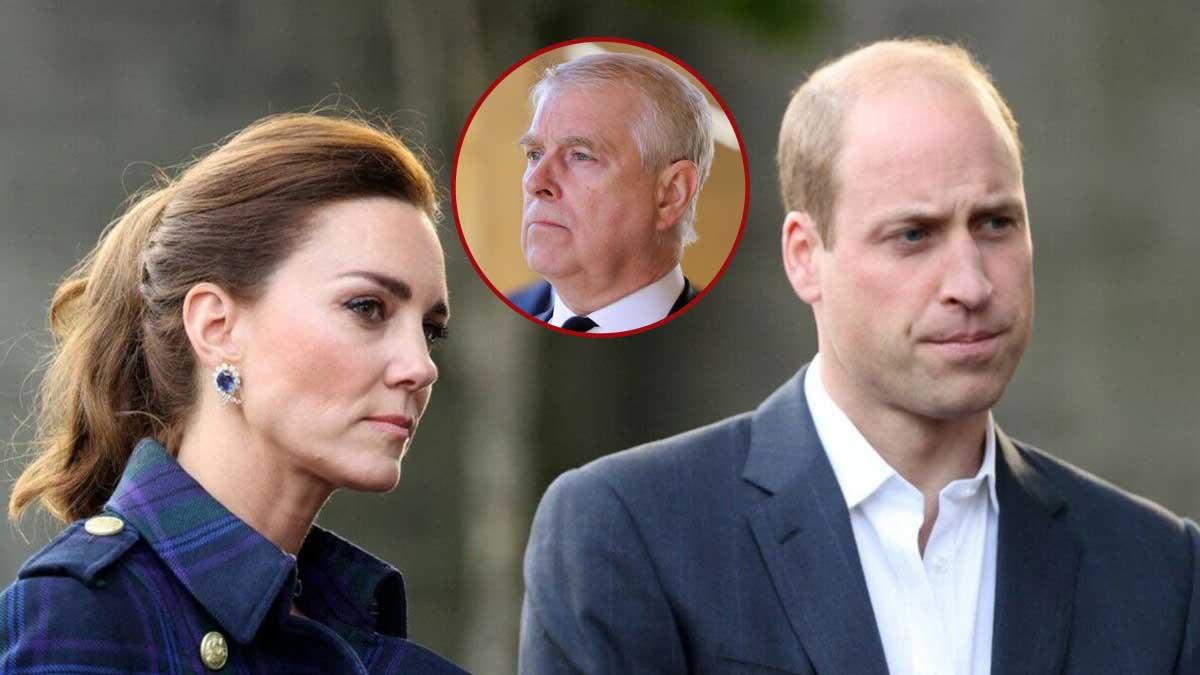 Kate Middleton et William, leur plan de vengeance contre Andrew dévoilé au grand jour