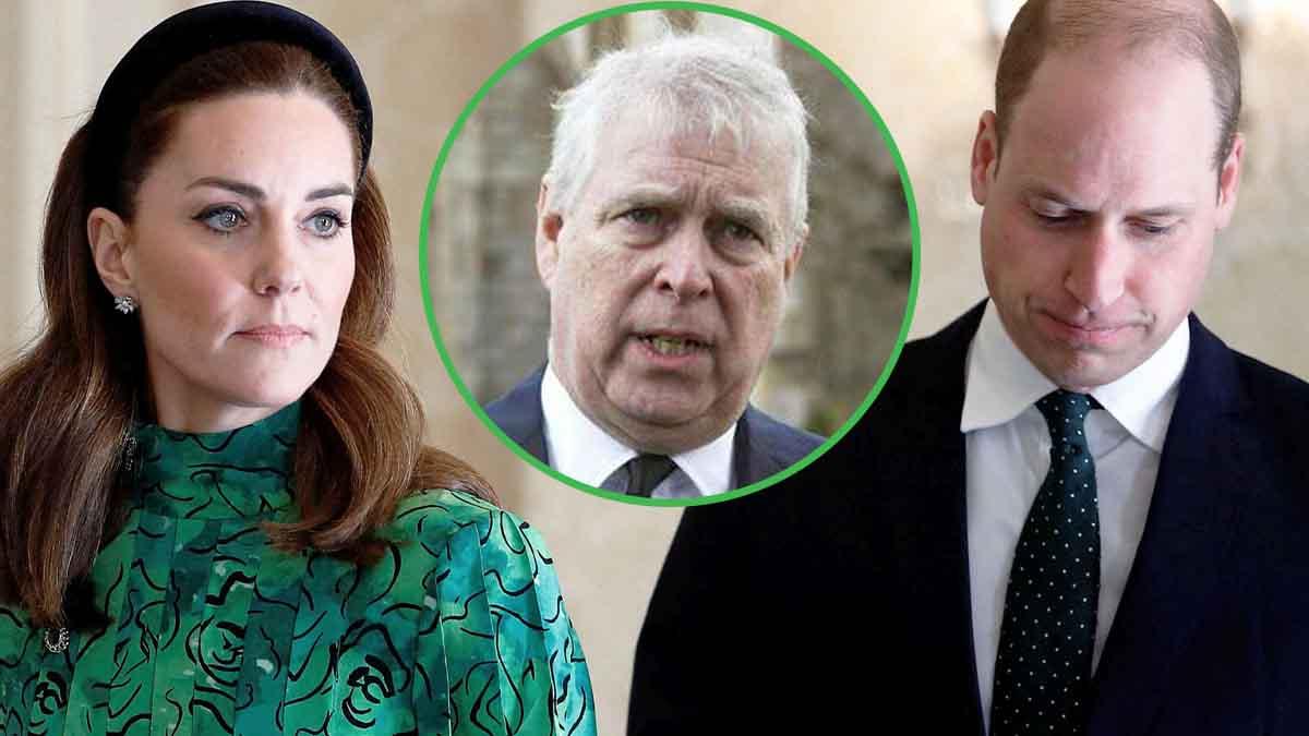 Kate Middleton et William sommet tumultueux à Balmoral Andrew exilé aux Bermudes