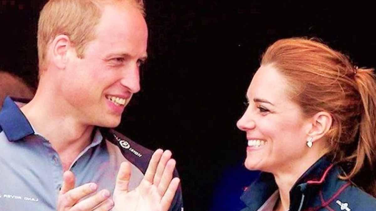 Kate Middleton grossesse cachée le prince William déçoit au sud de Londres