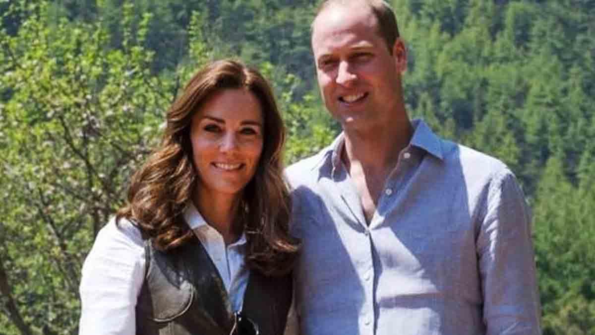 Kate Middleton se fait un sang d'encre, William a des vues sur une top de Victoria's Secret