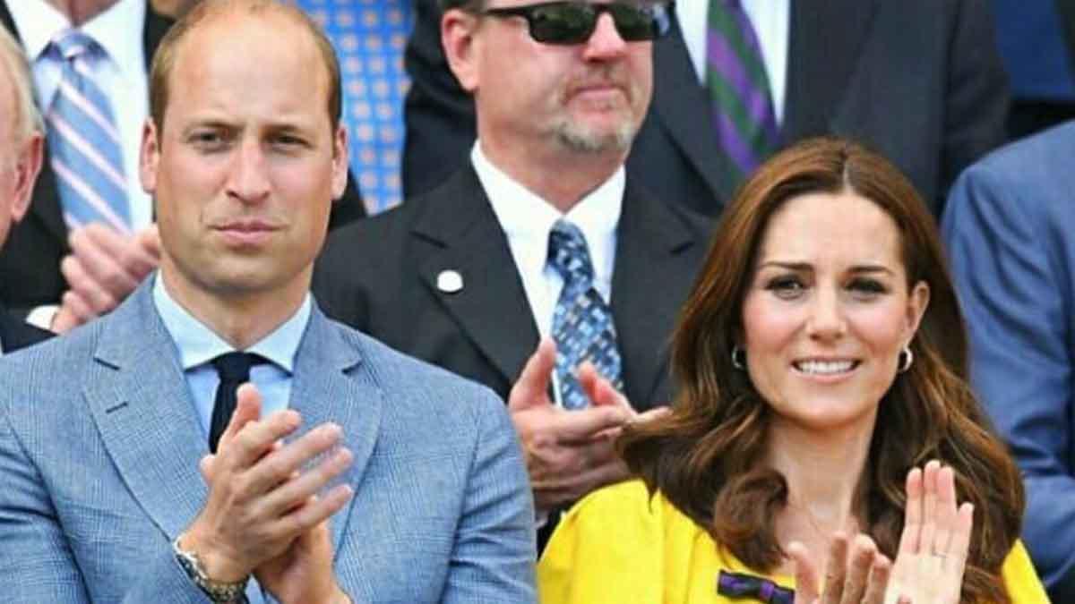 Kate Middleton, un jeune officier s'immisce dans leur vie, la jalousie du prince William titillée