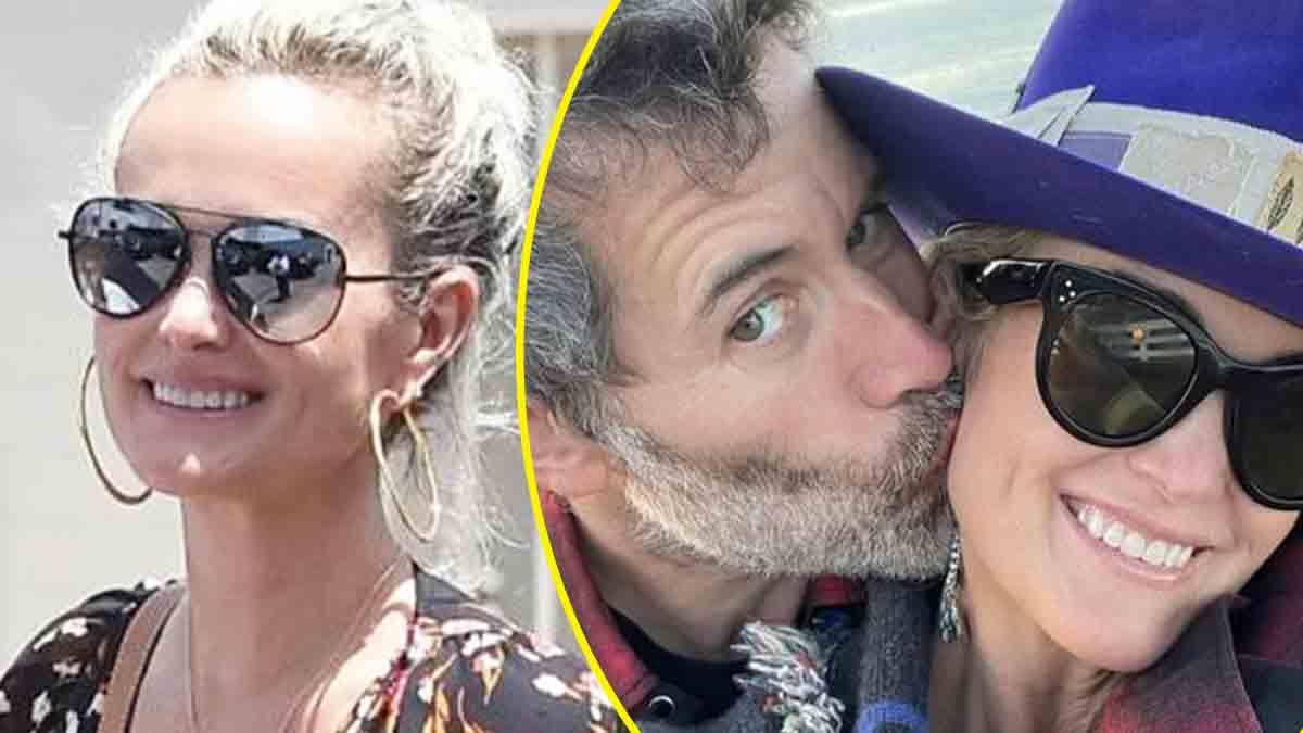 Laeticia Hallyday et Jalil Lespert énormes soucis avec leurs enfants la veuve du Taulier confirme