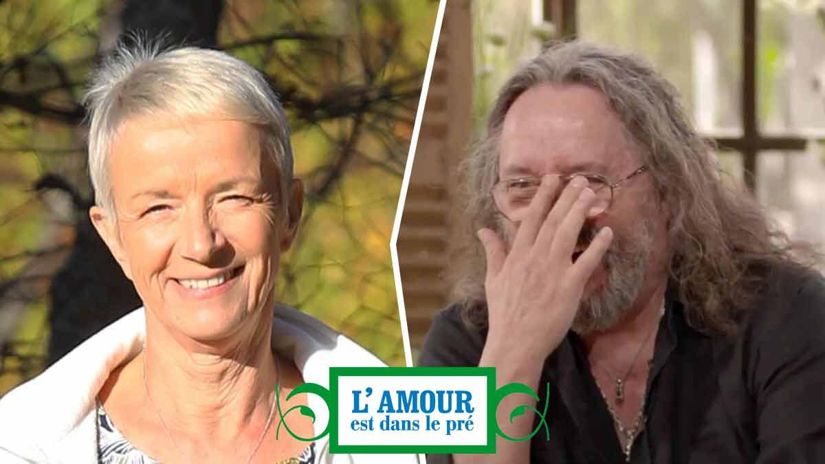 Lamour est dans le pré : les internautes amusés par la grande ressemblance entre le prétendant de Paulette et Didier Raoult