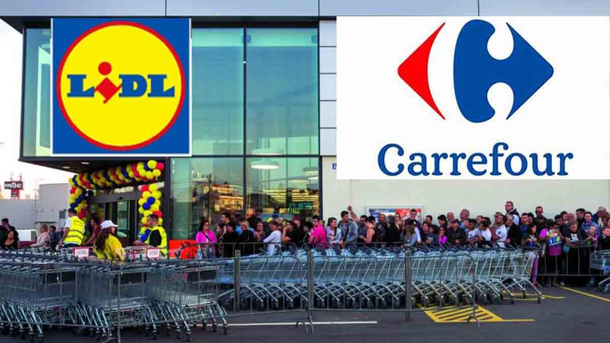 Lidl obtient enfin revanche, il fait condamner Carrefour pour des spots télévisés