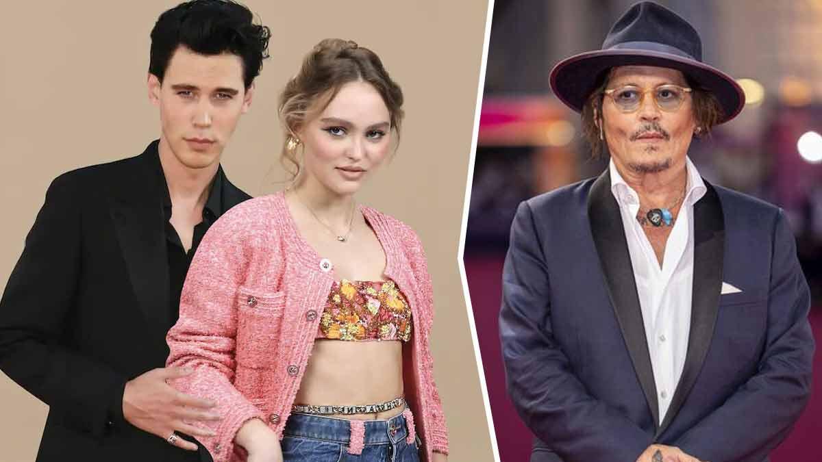 Lily-Rose Depp et Austin Butler se font discrets, Johnny Depp impose ses règles