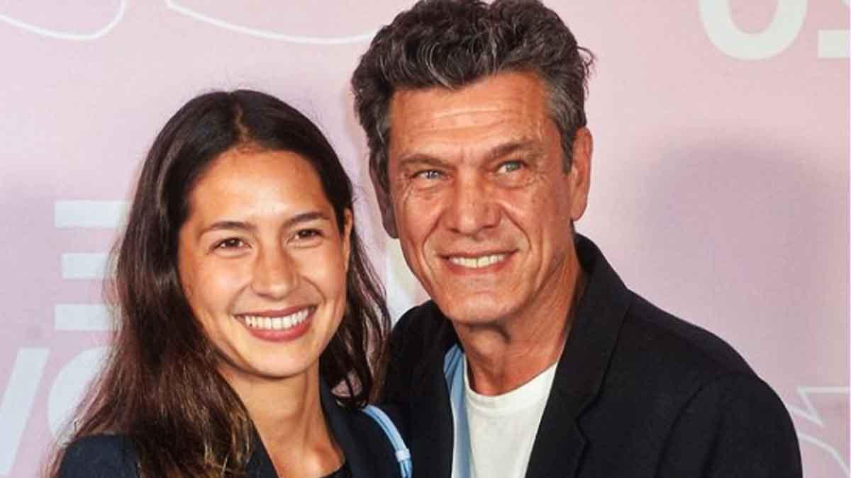 Marc Lavoine et Line Papin leur mariage touche à sa fin. Divorce en vue