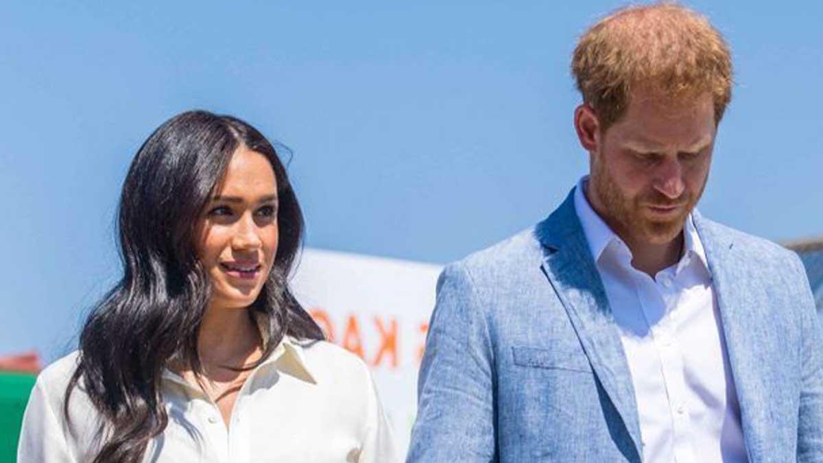 Meghan Markle et Harry, dans une guerre judiciaire avec la reine