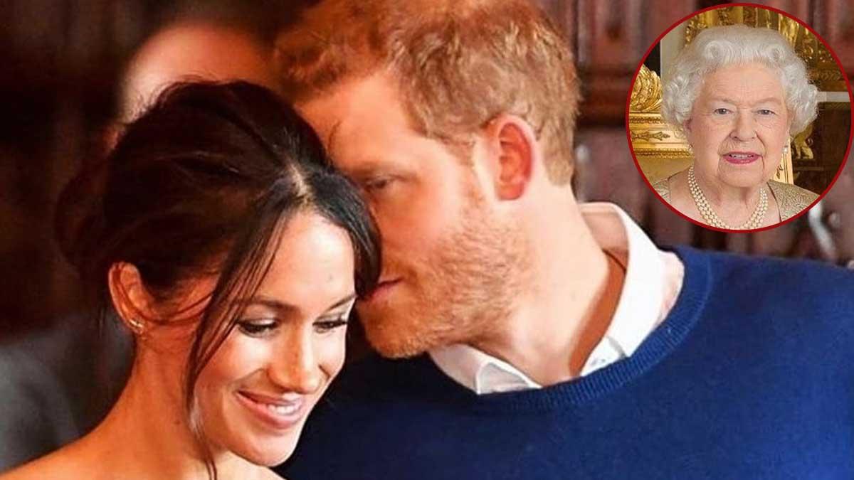 Meghan Markle et Harry devenus un sujet tabou, cette requête spéciale d'Elisabeth II à la presse britannique