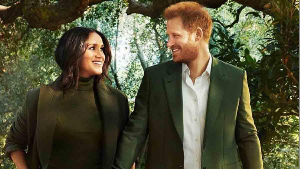 Meghan Markle et Harry : épaulés par Kamala Harris les Sussex visent La Maison Blanche !