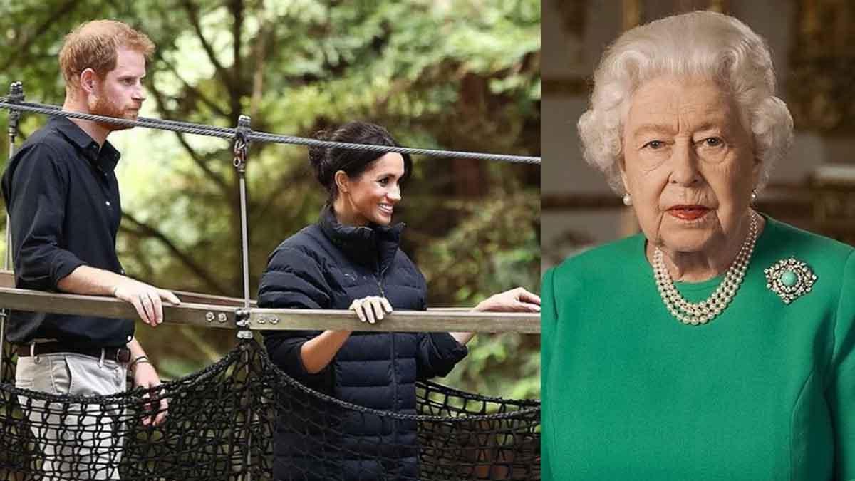 Meghan Markle et Harry, la reine riposte, 35 millions de dommages-intérêts