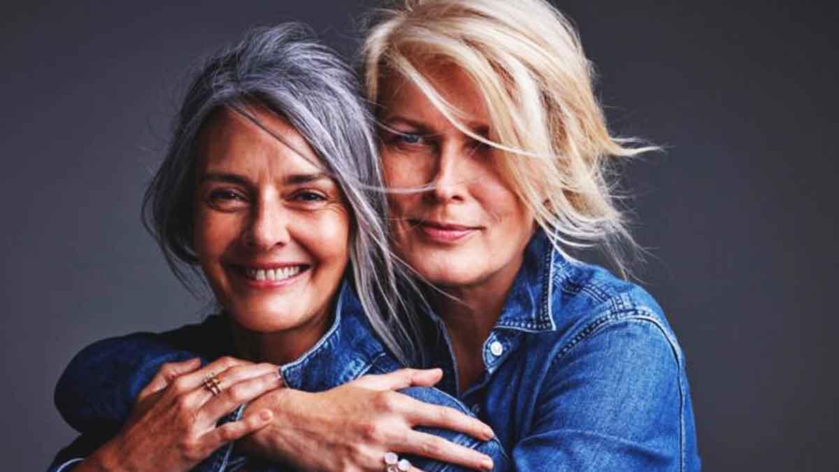 Ménopause : voici comment éviter la chute de cheveux