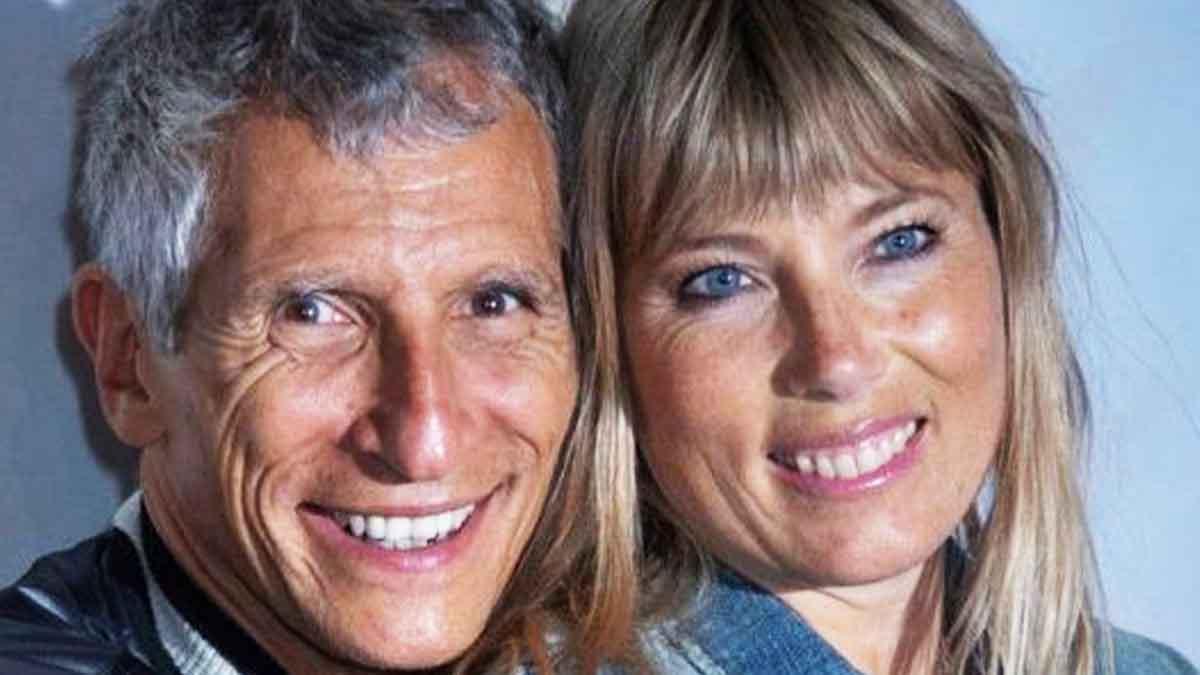 Nagui : le visage amoché le nez et la bouche ensanglantés... Son épouse Mélanie Page créé la panique