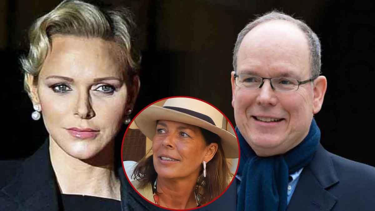 Prince Albert : la vérité autour de cette guerre sournoise entre Charlène et Caroline de Monaco