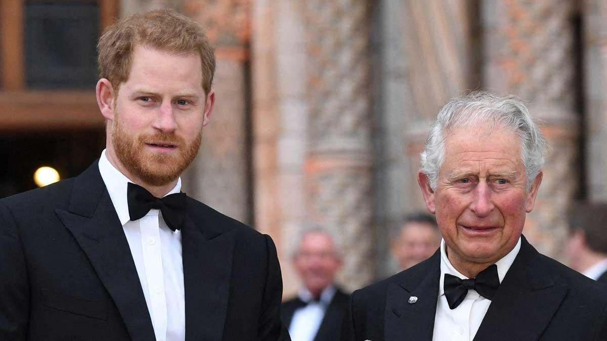 Prince Charles : le scandale autour de la paternité d'Harry remonte à la surface !