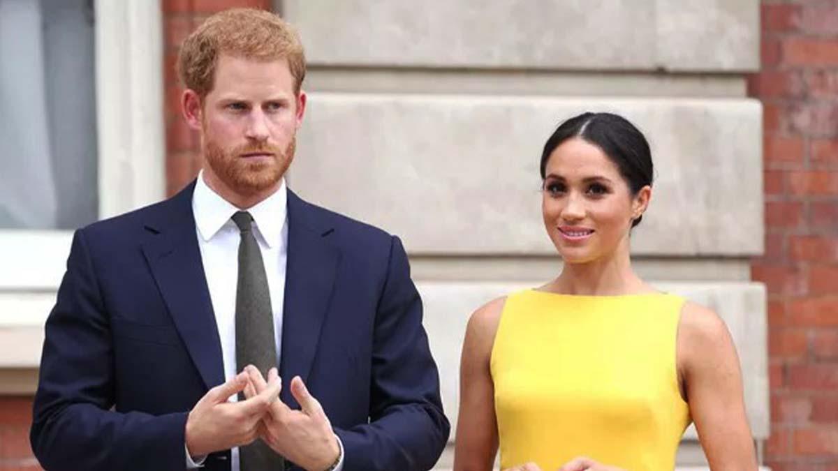 Tensions palpables entre Meghan Markle et Harry : Ce qui sest passé pendant leur dîner privé à New York