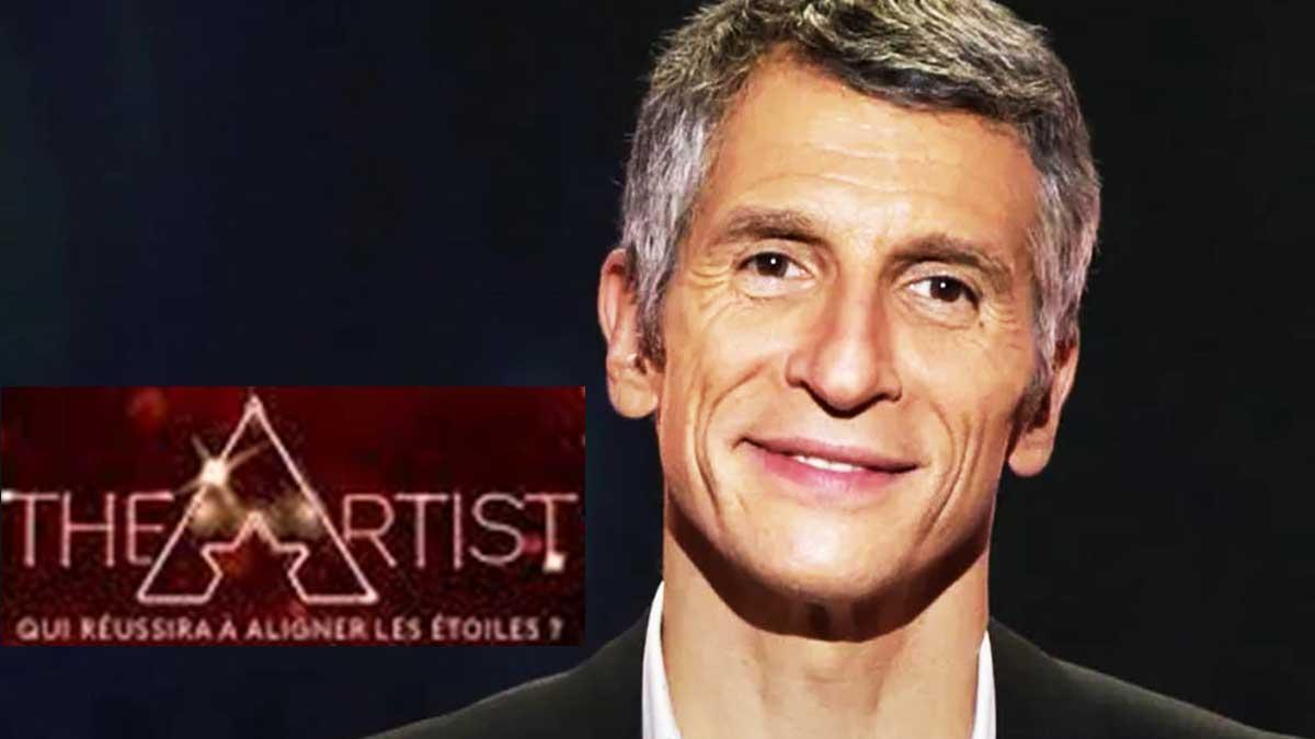 The Artist, la nouvelle émission de Nagui, dézingué par les internautes