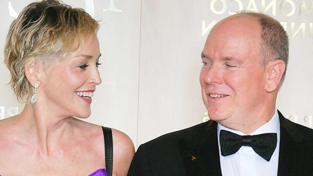 Albert de Monaco et Sharon Stone plus proches que jamais ils séclatent ensemble révélation sur leur relation