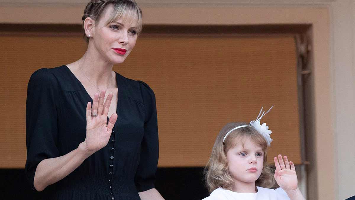 Charlène de Monaco au plus mal, grosse inquiétude autour de Gabriella !