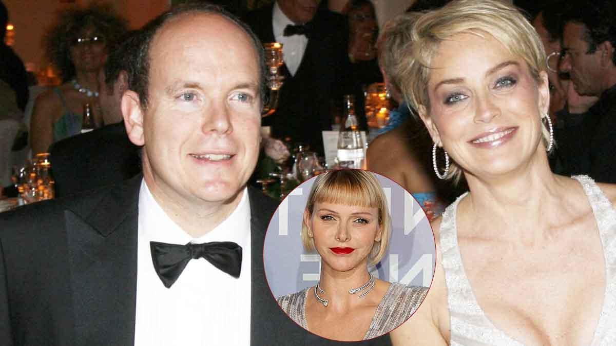 Charlène de Monaco en Afrique du Sud : Sharon Stone lui pique son homme le prince Albert