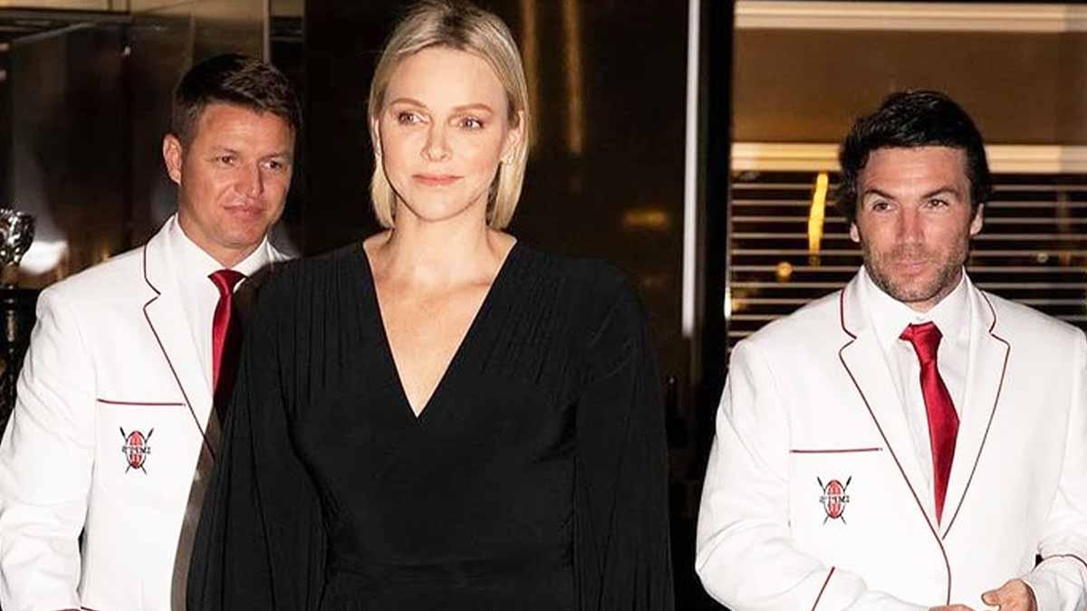 Charlène de Monaco réjouissante rumeur un nouveau bébé sur le Rocher