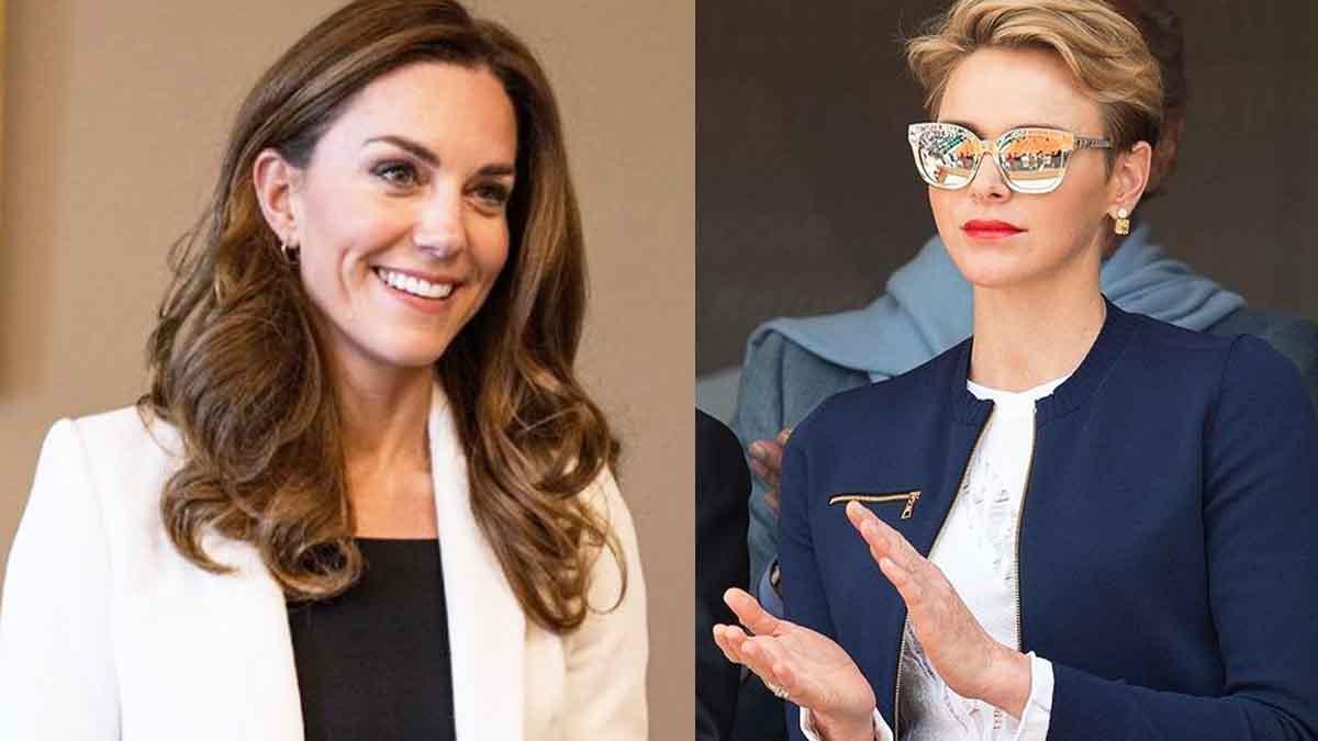 Charlène de Monaco son attaque gratuite contre Kate Middleton