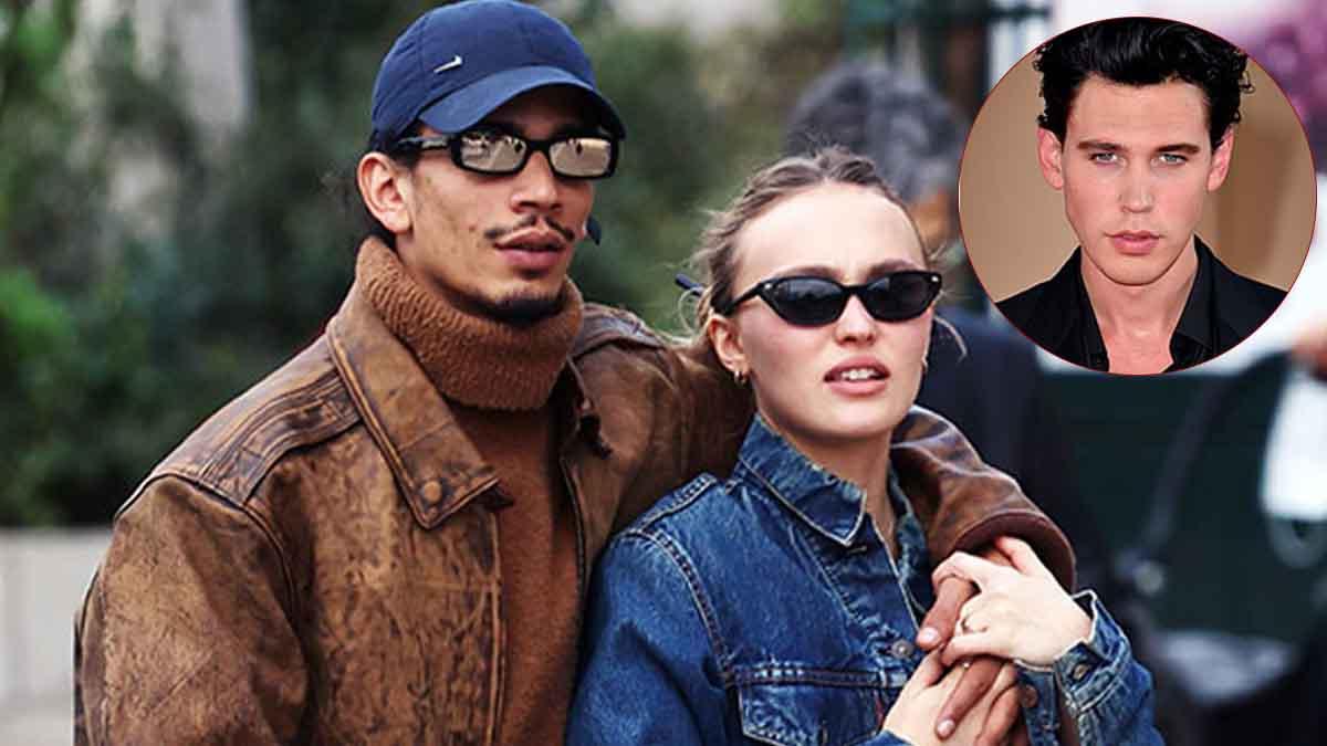 Exit Austin Butler Lily-Rose Depp en couple avec le rappeur Yassine Stein