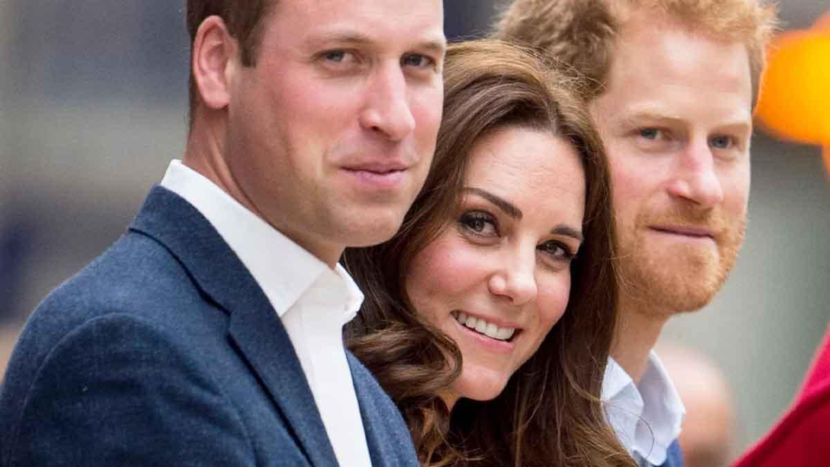 Fâchés à vie Kate Middleton et William sortent lartillerie lourde cette humiliante stratégie face à Harry